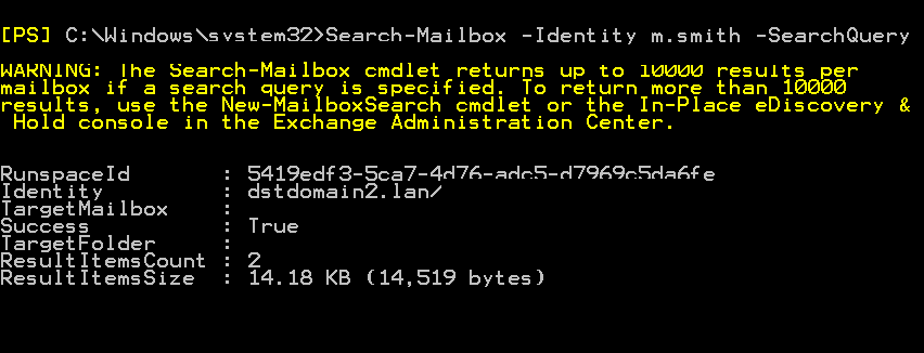 search-mailbox-attributes